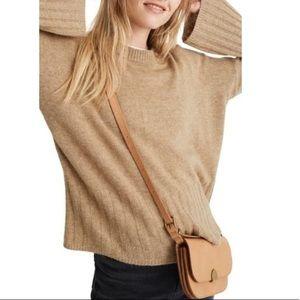 NWOT Madewell Ayres Dolman Sleeve Sweater Sz S